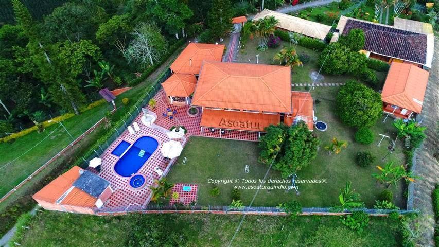 Alquiler de Fincas En El Quindio, Montenegro, Colombia, Colombia ホテルとホステル