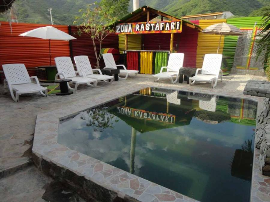 Casa Jamaica Hostel, Taganga, Colombia, top 5 places to visit and stay in hostels in Taganga
