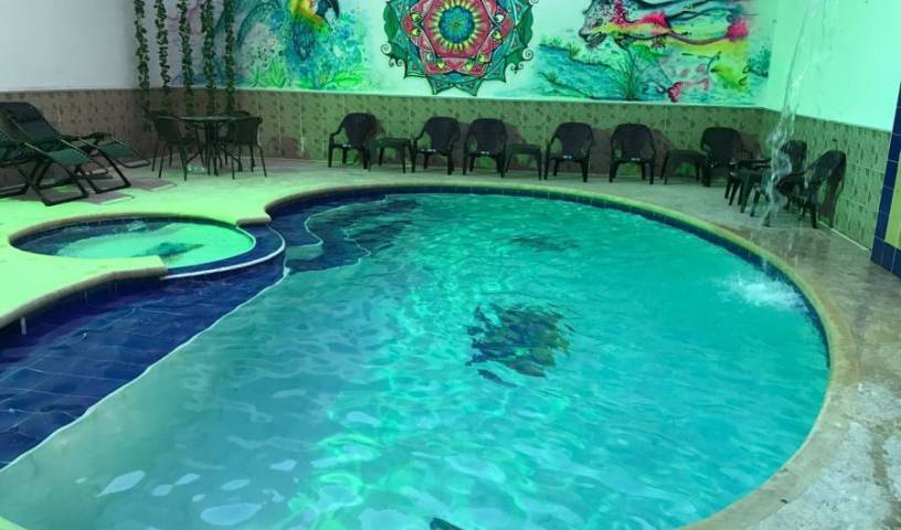 Pool Hostel - Search for free rooms and guaranteed low rates in Medellin 15 photos