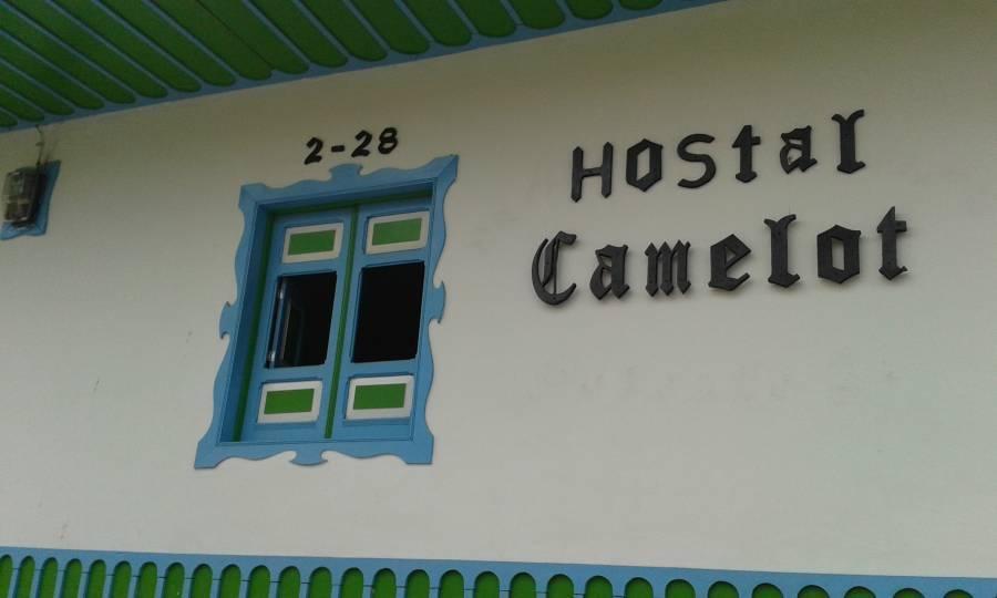 Hostal Camelot Salento, Salento, Colombia, Colombia vandrarhem och hotell