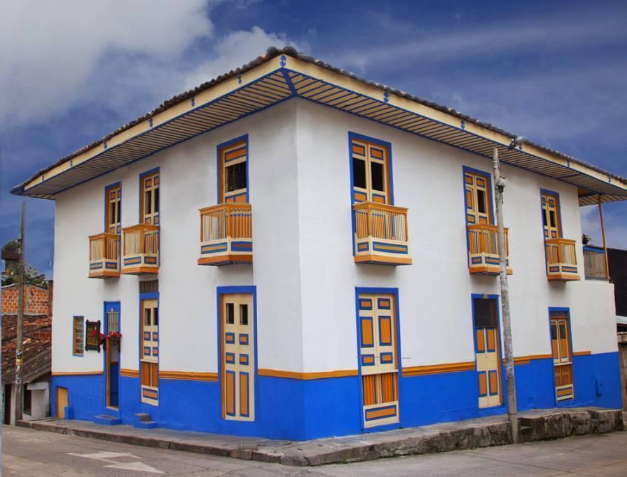 Hostal Ciudad de Segorbe, Salento, Colombia, Colombia vandrerhjem og hoteller
