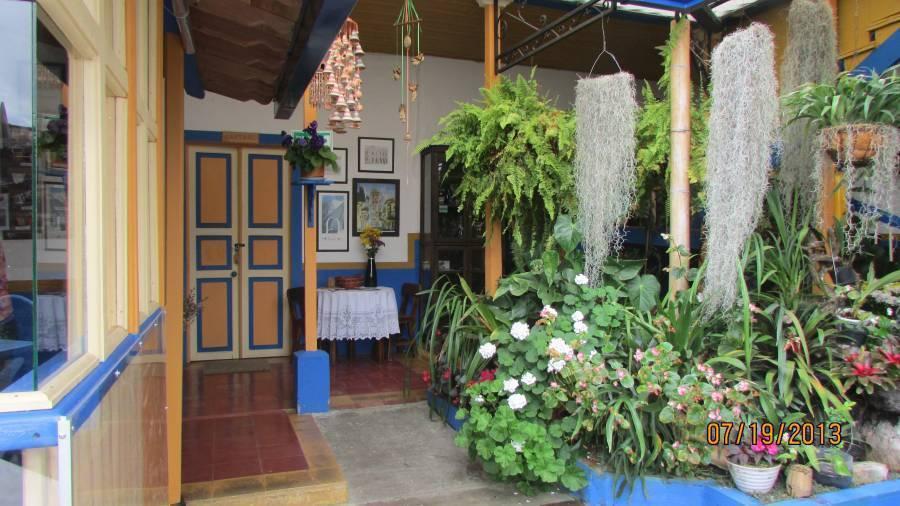 Hostal Ciudad de Segorbe, Salento, Colombia, Vandrerhjem med fremragende ry for renlighed i Salento