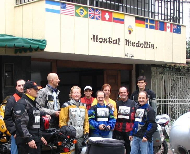 Hostal Medellin, Medellin, Colombia, Colombia hostels and hotels