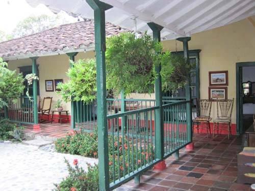 Hostal Santa Fe de Antioquia, Antioquia, Colombia, 여행자 비밀 ...에서 Antioquia