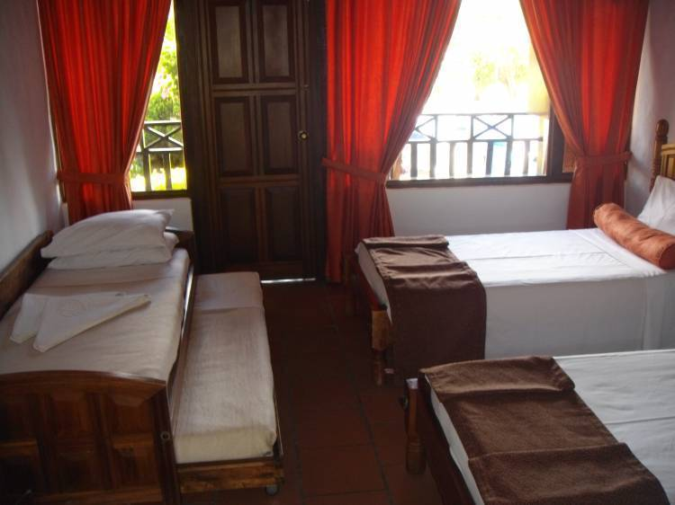 Hosteria Los Veleros, Calima, Colombia, more hotels in more locations in Calima