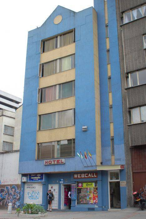 Hotel Santelmo, Bogota, Colombia, Colombia hostels and hotels