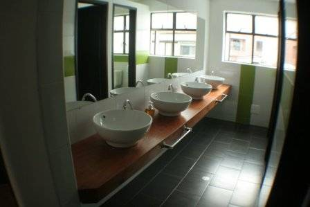 La Pinta Hostel, Bogota, Colombia, book hostels and backpackers now with IWBmob in Bogota