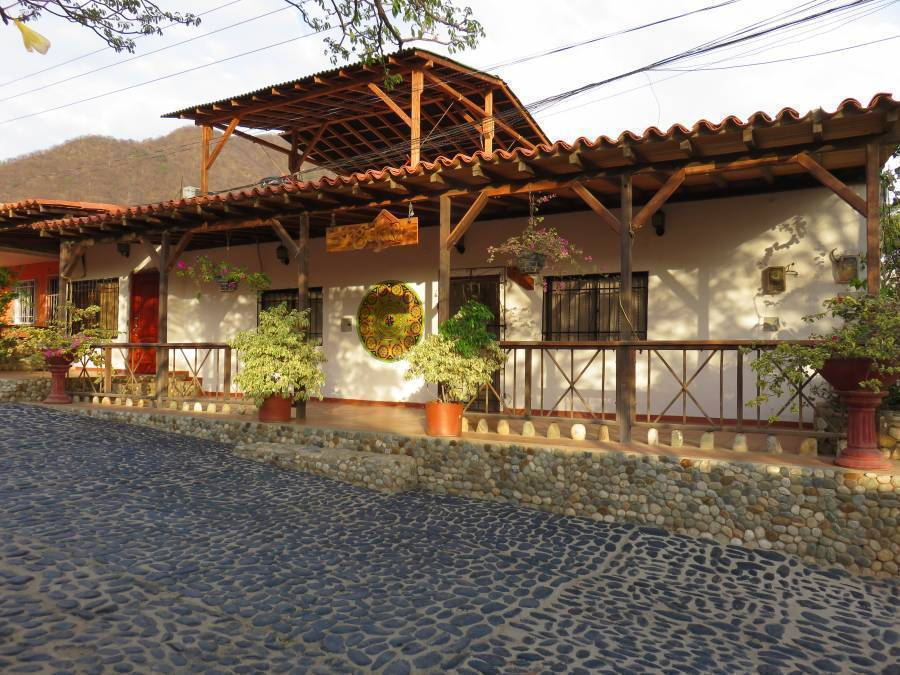Magic House, Taganga, Colombia, Colombia hostels and hotels