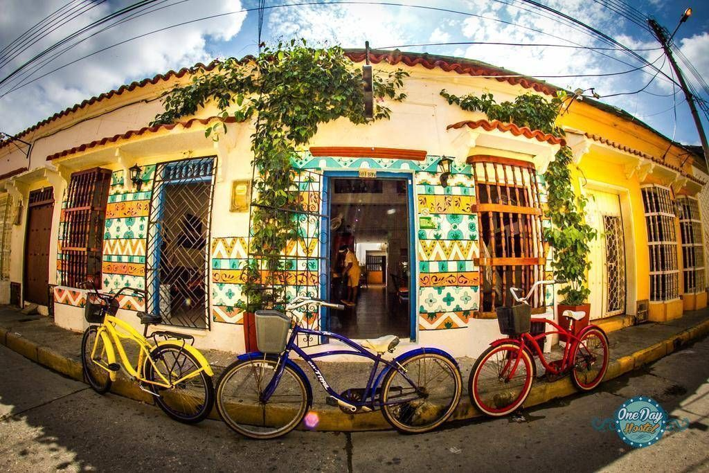 One Day Hostel, Cartagena, Colombia, Colombia hotely a ubytovny
