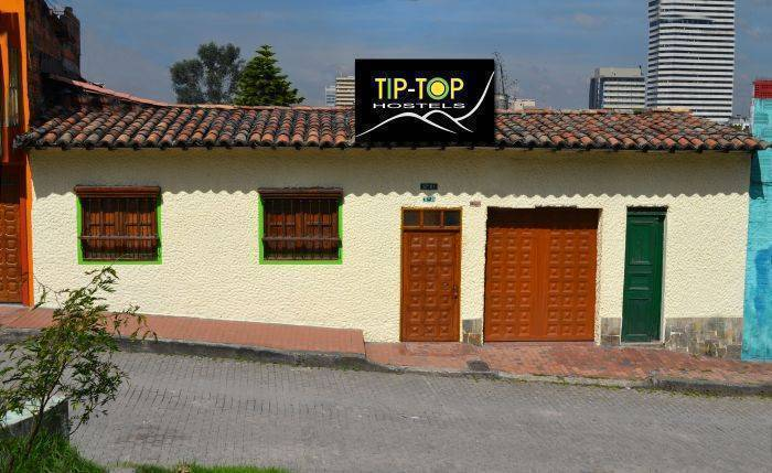 Tip Top Backpackers, Bogota, Colombia, Colombia hoteli i hosteli
