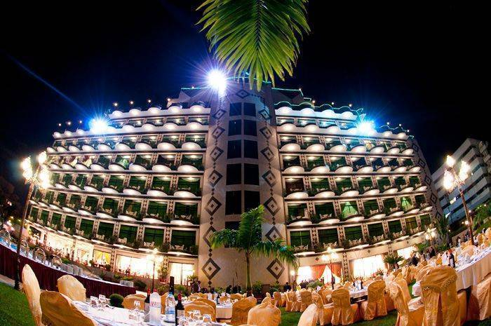 Atlantic Palace Hotel, Pointe-Noire, Congo, hotels for all budgets in Pointe-Noire