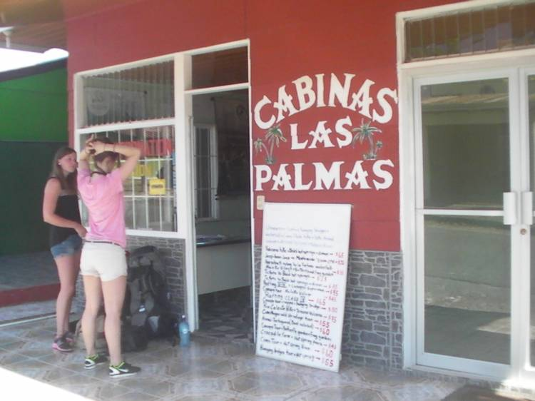 Cabinas Palmas, Fortuna, Costa Rica, Costa Rica hotels and hostels