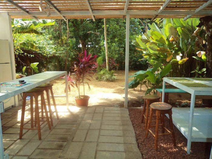 Casajungla Hostel, Jaco Beach, Costa Rica, book flights and rental cars with hotels in Jaco Beach