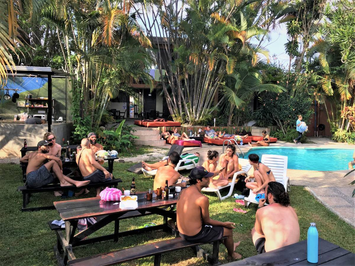 Costa Rica Backpackers, San Jose, Costa Rica, what are the safest areas or neighborhoods for hotels in San Jose