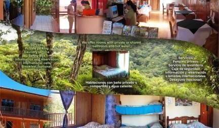 Hostel-Cabinas Monteverde Paraiso, fashionable, sophisticated, stylish hotels 144 photos