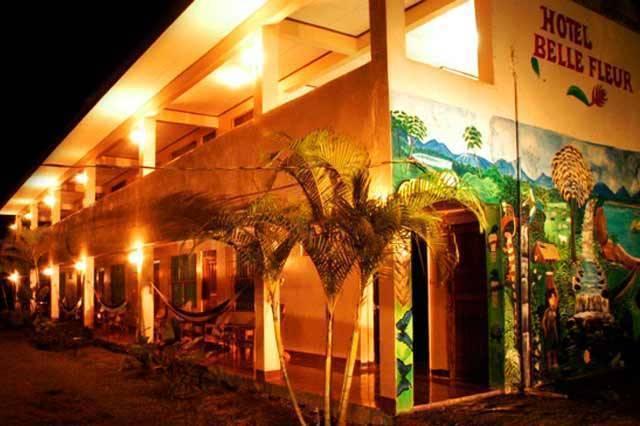 Hotel Belle Fleur, Cahuita, Costa Rica, Costa Rica hotels and hostels