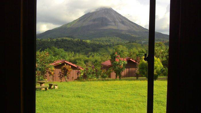 Hotel Carlos Lodge, Fortuna, Costa Rica, Costa Rica hotels and hostels