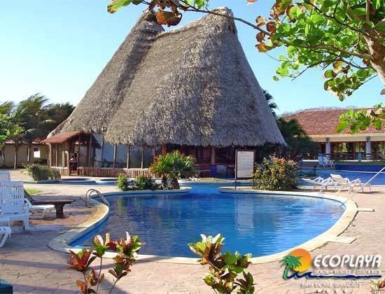 Hotel Ecoplaya, La Cruz, Costa Rica, Costa Rica hotels and hostels