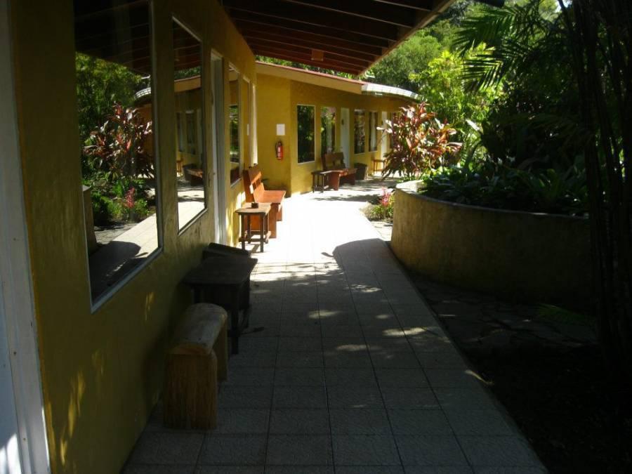 Hotel El Bosque, Monte Verde, Costa Rica, 酒店提供早餐 在 Monte Verde