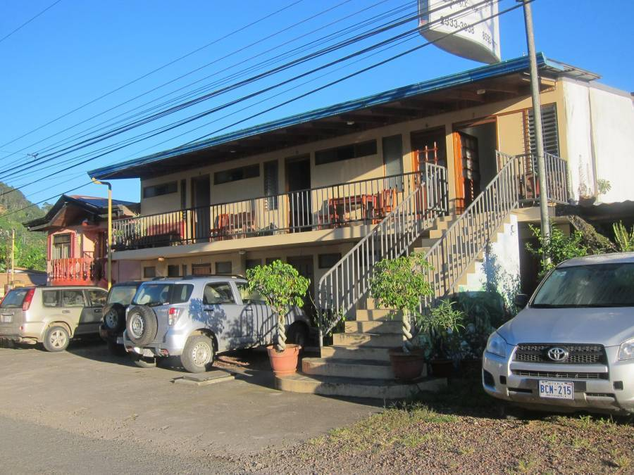 Hotel Reventazon and Guesthouse, Orosi, Costa Rica, Costa Rica hotels and hostels