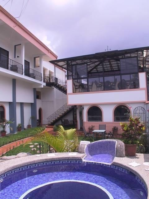 Hotel Santo Tomas, San Pedro, Costa Rica, Costa Rica hotely a ubytovne
