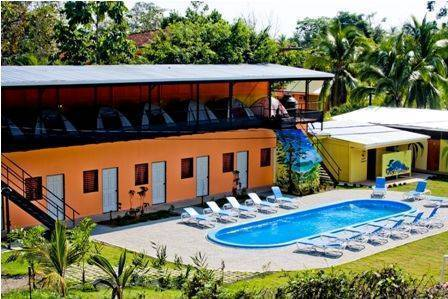 National Park Backparks, Manuel Antonio, Costa Rica, Costa Rica hotels and hostels