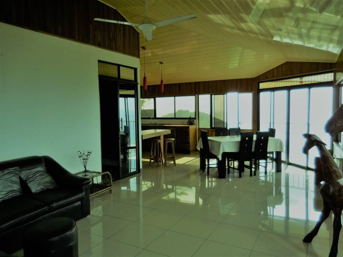 Paz de Paraiso Grand View, Quepos, Costa Rica, Costa Rica hotels and hostels