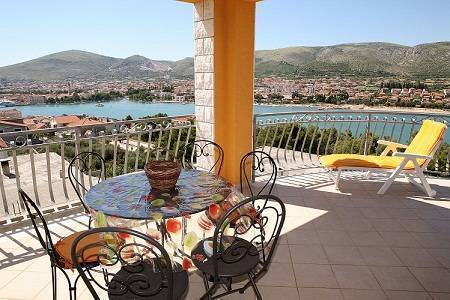 Apartmani Ivona, City of Trogir, Croatia, Croatia hotels and hostels