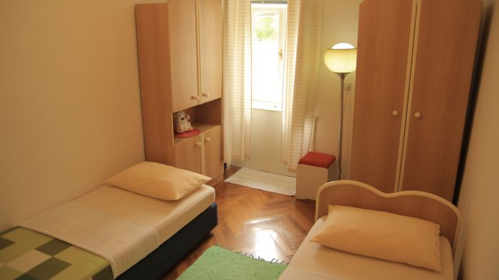 Rooms Marina, Split, Croatia, how to book a hotel without booking fees in Split