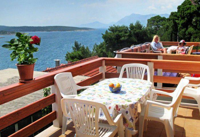 Apartments Ankica, Povlja, Croatia, Croatia hotels and hostels