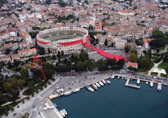 Apartments Arena Pula, Pula, Croatia, Here to help you meet the world while staying at a hotel in Pula