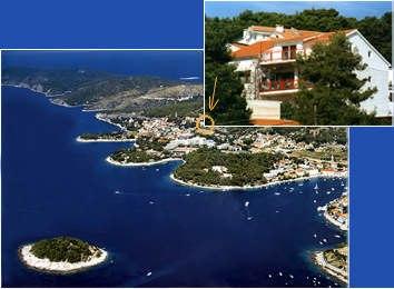 Apartments Curin, Hvar, Croatia, Croatia hotels and hostels