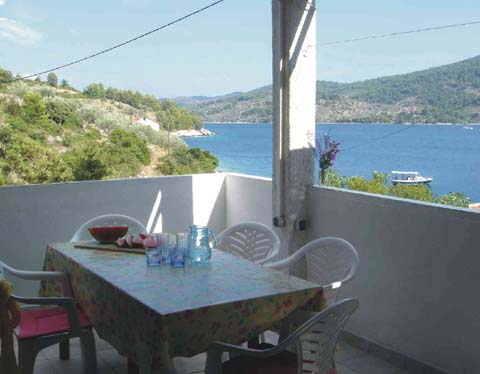 Apartments  Vjeka, Vela Luka, Croatia, top 5 hotels and hostels in Vela Luka