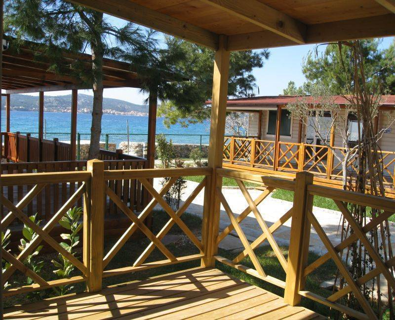 Beach Front House, Biograd na Moru, Croatia, best vacations at the best prices in Biograd na Moru