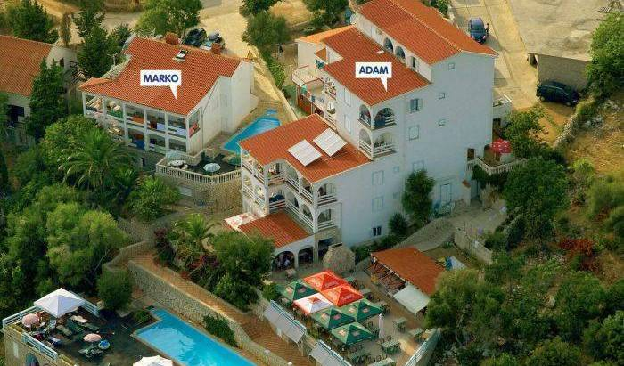 Apartments Macadams - Search for free rooms and guaranteed low rates in Paganor, holiday reservations 25 photos