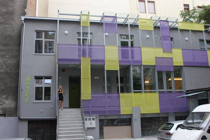 Hostel Chic, Zagreb, Croatia, Croatia hotels and hostels