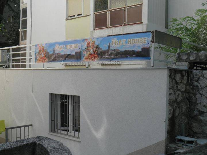 Hostel Frat House, Split, Croatia, Croatia hotels and hostels