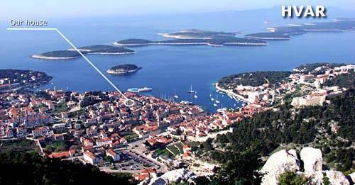House Zakaria, Hvar, Croatia, Croatia hoteli in hostli