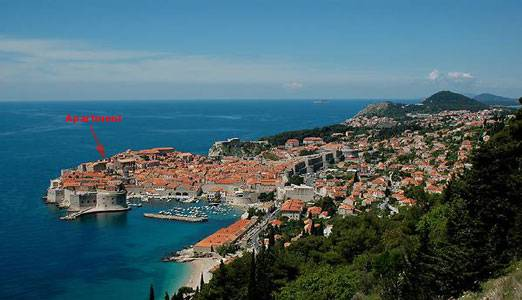 Old Town Apartment, Dubrovnik, Croatia, Croatia hotels and hostels