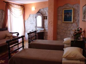 Palace Derossi, City of Trogir, Croatia, hotels with the best beds for sleep in City of Trogir