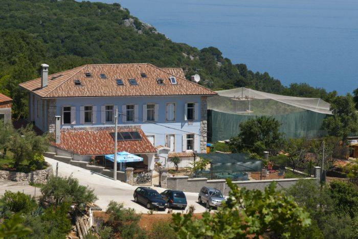 Pansion Tramontana, Beli, Croatia, how to book a hotel without booking fees in Beli