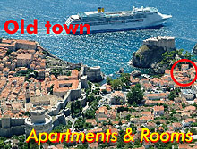 Rooms and Apartment Kortizija, Dubrovnik, Croatia, great destinations for travel and hotels in Dubrovnik
