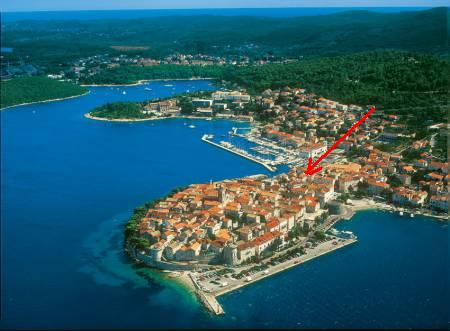 Room Zanetic, Korcula, Croatia, Croatia hotels and hostels