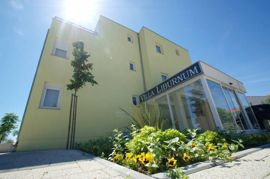 Villa Liburnum, Zadar, Croatia, Croatia hotels and hostels
