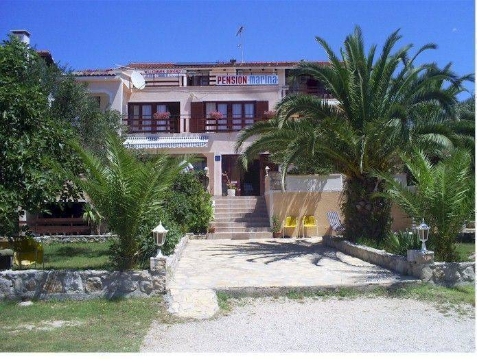 Villa Marina, Sukosan, Croatia, Croatia hotels and hostels