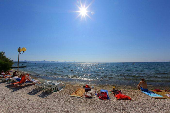 Villa Triana, Zadar, Croatia, cheap lodging in Zadar