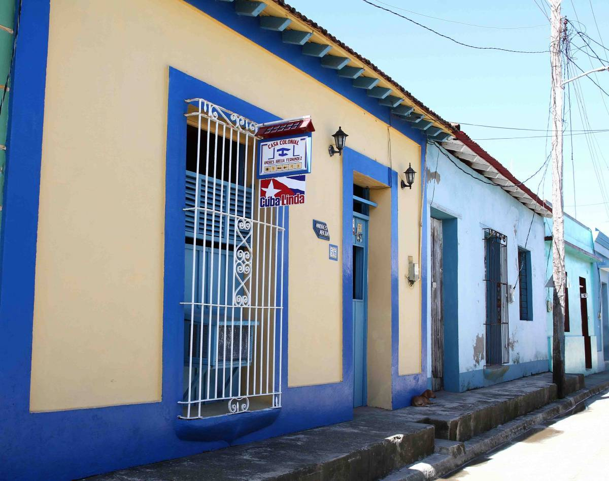 Casa Andres Abella, Baracoa, Cuba, hotels, motels, hostels and bed & breakfasts in Baracoa