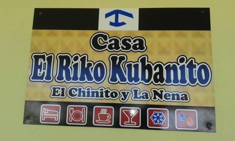 Casa El Riko Kubanito, Vinales, Cuba, impresivna hoteli v Vinales