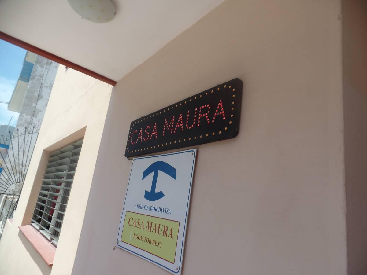 Casa Maura Habana Vieja, La Habana Vieja, Cuba, Cuba hotels and hostels