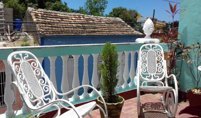 Casa Hostal Caridad - Search available rooms for hotel and hostel reservations in Trinidad 21 photos